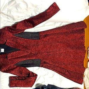 Beautiful one of a kind A&O dressy blazer